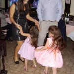 Family Dancing with Children