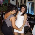Friends Dancing at a Party Northamptonshire