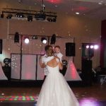 Wedding First Dance with Child Northamptonshire