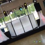 Wedding Disco Setup