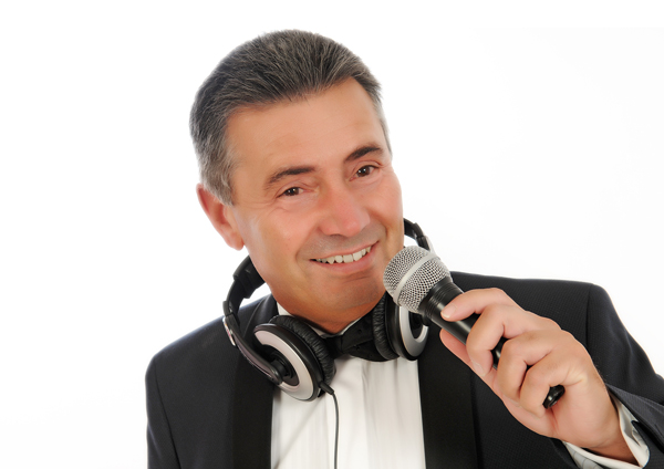 Pat Vanspall, Wedding DJ and Disco Entertainer