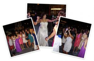 Collage of Wedding Events Northamptonshire