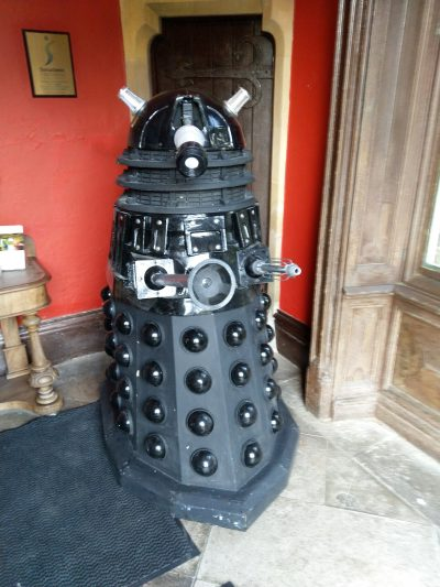 Dalek - Wedding - Goldensoundsdisco